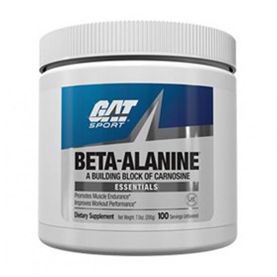 Beta-Alanine Powder 100servs. De Gat