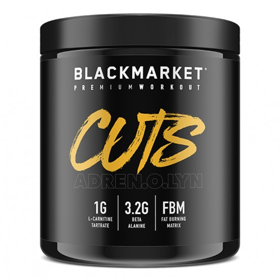 Adrenolyn Cuts 30servs. De Blackmarket (OFERTA)