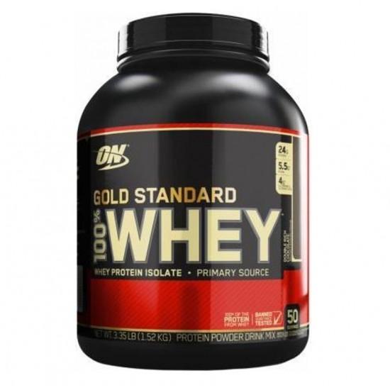 100% Whey Gold Standard 4lbs. De ON