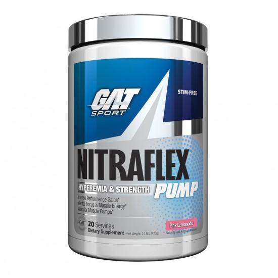 Nitraflex Pump 284gms De Gat