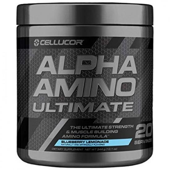 Alpha Amino Ultimate 20servs. De Cellucor
