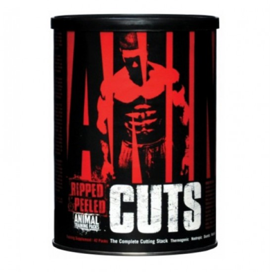 Animal Cuts 42packs. De Universal