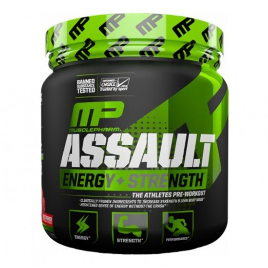 Assault 30servs. De MusclePharm