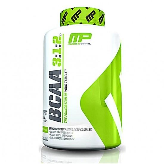 BCAA 3:1:2 240cpas. De Muscle Pharm
