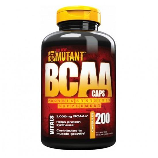 Mutant BCAA 200caps. De Mutant