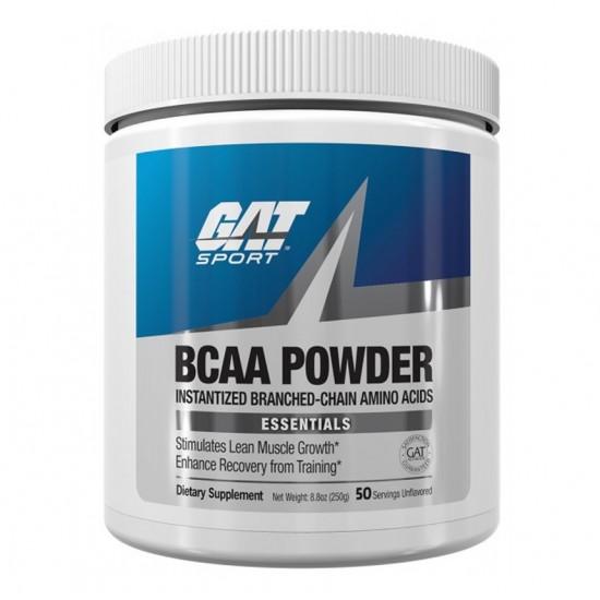 BCAA Powder 250gms De Gat