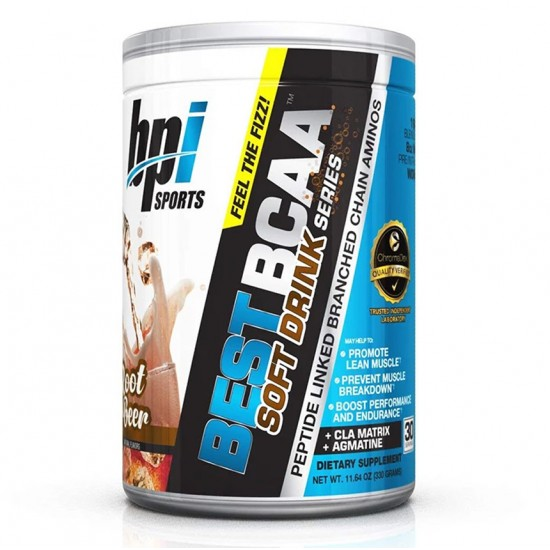 Best Bcaa Soft Drink Series 30servs. De BPI