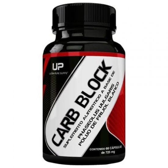 Carb Block Ultra Pure Supps 66caps. De Ultra Pure Labs