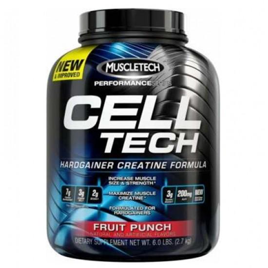 Cell Tech 6lbs. De Muscle Tech
