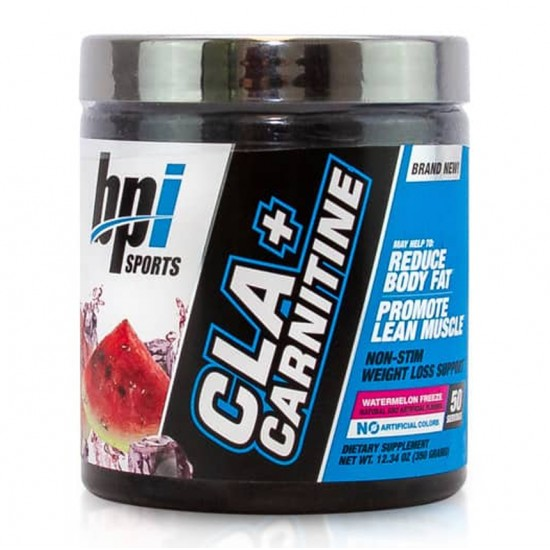 CLA + Carnitine  50servs. De BPI Sports