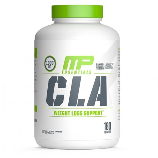 CLA MP 180caps. De MusclePharm