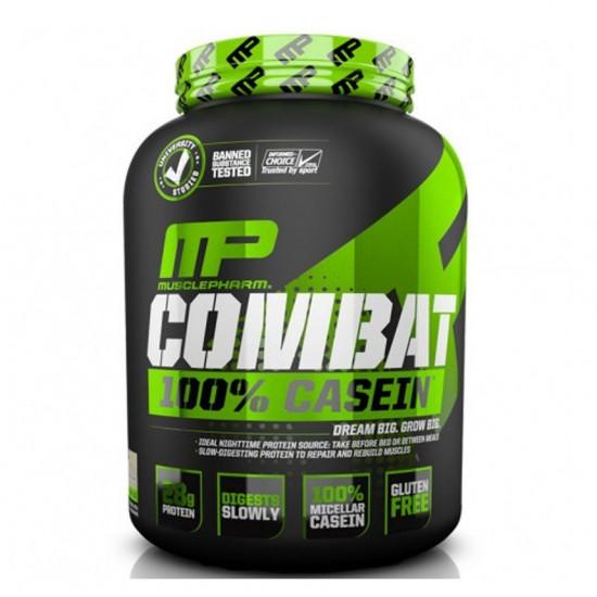 Combat 100% Casein 4lbs de MusclePharm
