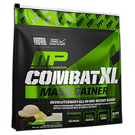 Combat XL Mass Gainer 12lbs. de MusclePharm