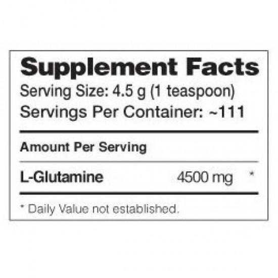Glutamine Micronized 500grs. de Dymatize