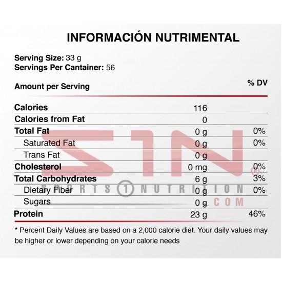 Carnivor 4lbs. De Muscle Meds