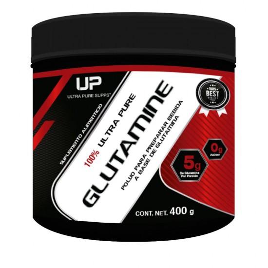 Glutamine Ultra Pure Supps 80servs. De Up Pure