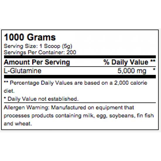 Glutamine Drive 1kg De Nutrex