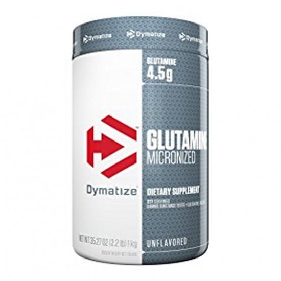 Glutamine Micronized 1kg. de Dymatize