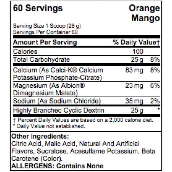 Glycofuse 60servs De Gaspari Nutrition