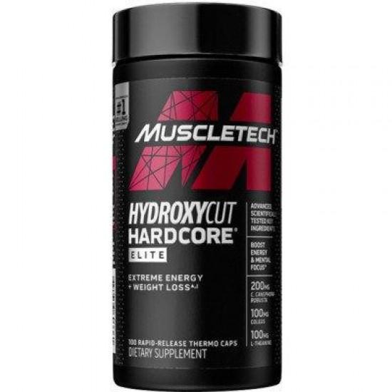 Hydroxycut Hardcore Elite 100caps. De MuscleTech