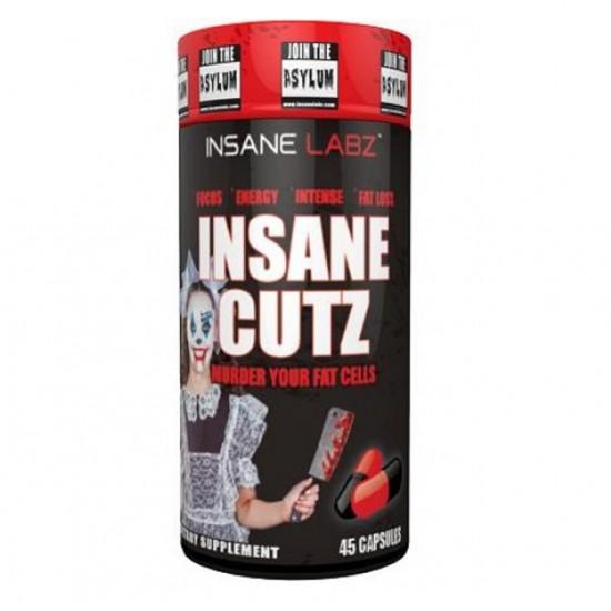 Insane Cutz 45caps De Insane Labz