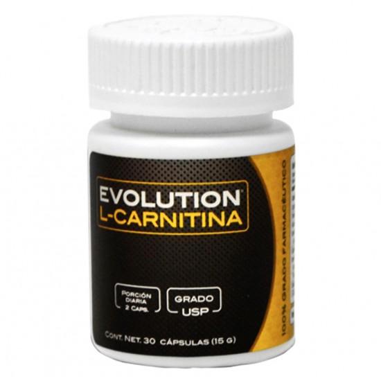 l-Carnitina Evolution 30caps. De Evolution