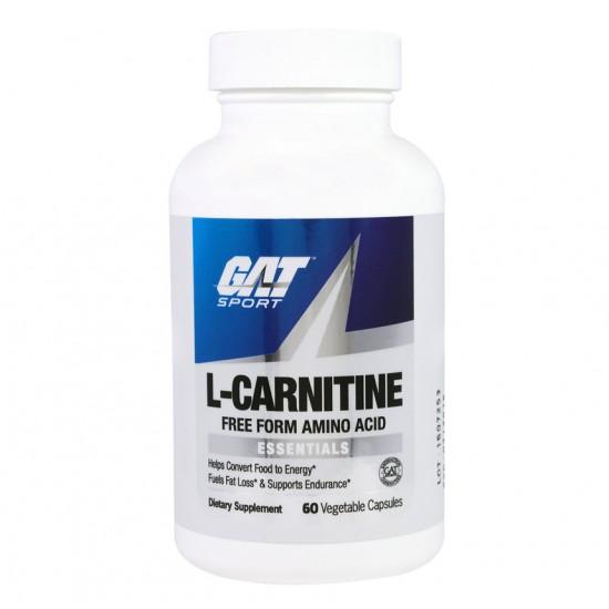 L-Carnitine 60caps. De GAT