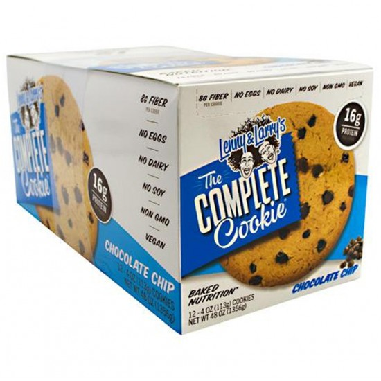 The Complete Cookie  12pak de Lenny & Larry´s