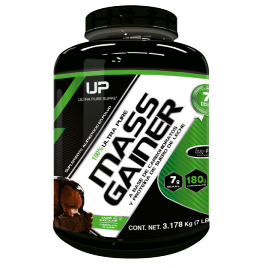 Mass Gainer Ultra Pure Supps 7lbs. De Ultra Pure Labs