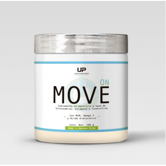 Move Ultra Pure 300gms. De Ultra Pure Labs