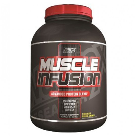Muscle Infusion Black 5lbs. De Nutrex