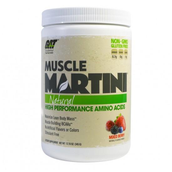 Muscle Martini Natural 30servs. De GAT