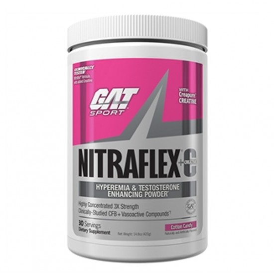 Nitraflex +C 300gms. De GAT