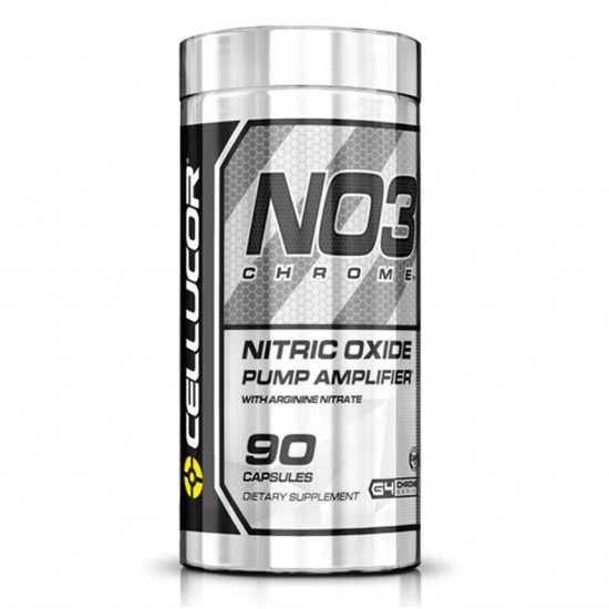 NO3 CHROME 90caps. De Cellucor
