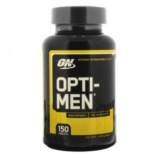 Opti-Men 150tabs. De ON