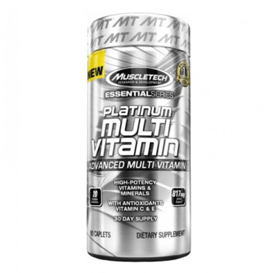 Platinum MultiVitamin 90caps De MuscleTech