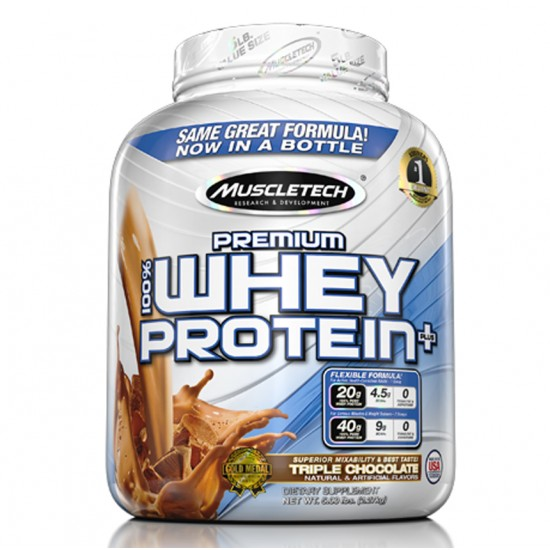Premium Whey Protein Plus Limited Edition 5 lb De Muscle Tech