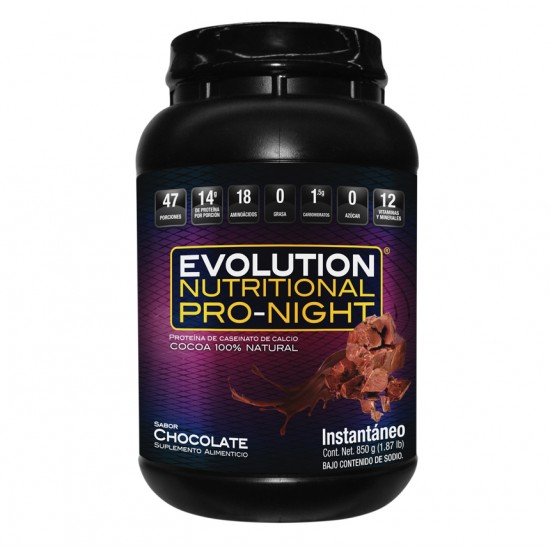 Pro-Night Evolution 1.87lbs. De Evolution