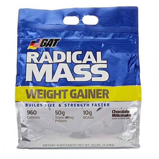 Radical Mass 10lbs De GAT