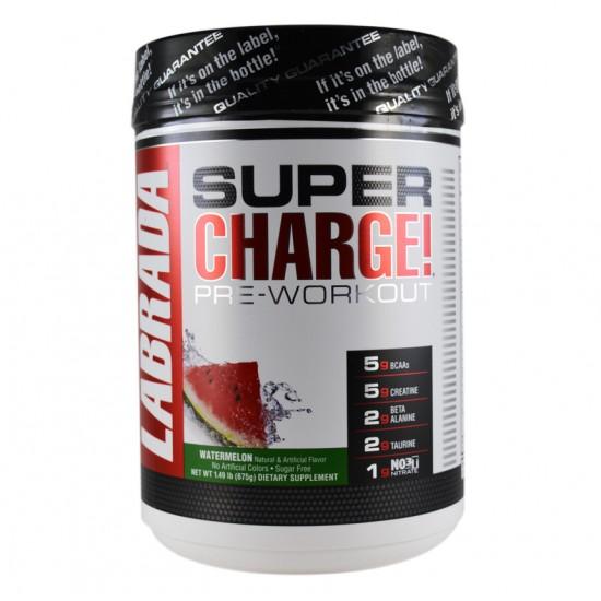 Super Charge 675gms. De Labrada