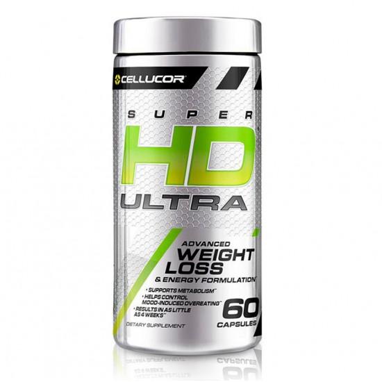 Super HD Ultra 60caps. De Cellucor