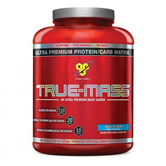 True Mass 5.75 lbs De BSN