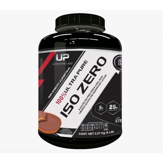 ISO ZERO Ultra Pure Supps 5lbs. De Ultra Pure Labs