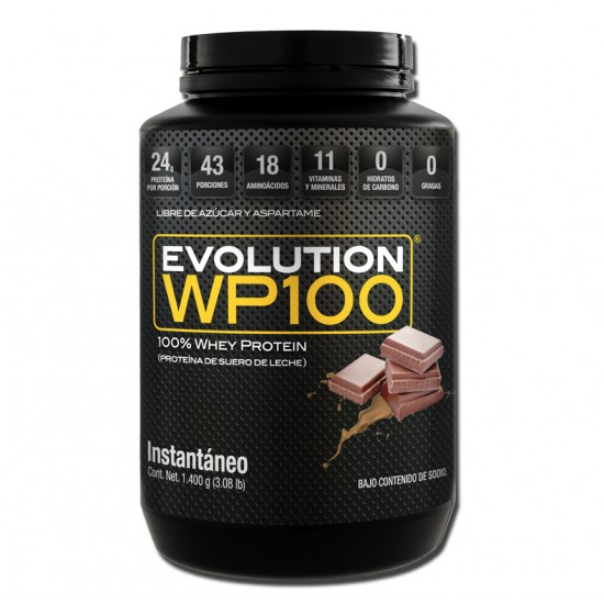 WP100 Evolution 3lbs. De Evolution