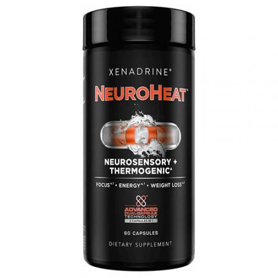 Xenadrine Neuroheat 60caps. de Xeno Labs