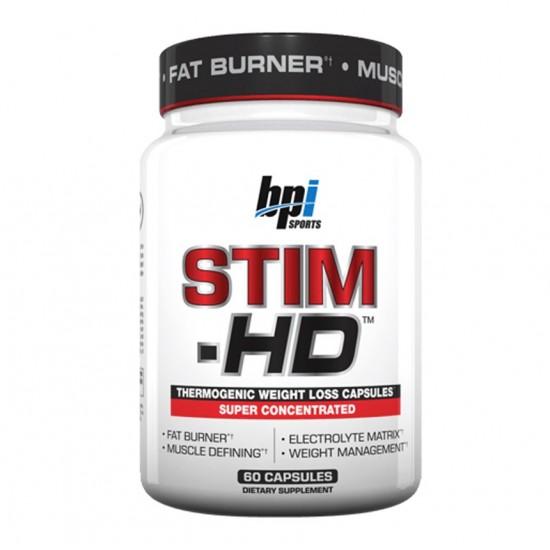STIM HD 60 CAPS DE BPI